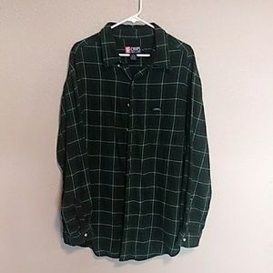 Chaps ralph lauren polo flannel shirt